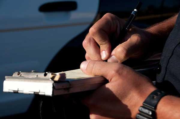 Guilt Ridden Fugitive Pays Ancient Parking Ticket